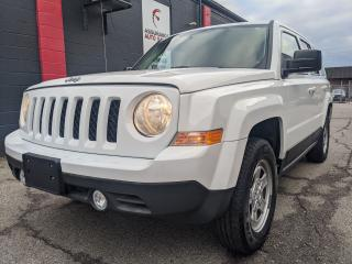 Used 2015 Jeep Patriot North, 4x4 for sale in Burlington, ON