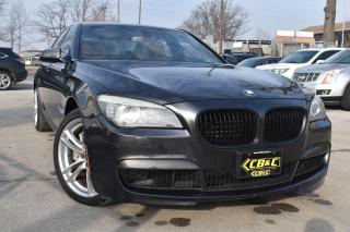 Used 2012 BMW 7 Series 750i xDrive M Package for sale in Oakville, ON