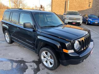 Used 2012 Jeep Patriot North * 4X4, HTD SEATS, CRUISE * for sale in St Catharines, ON