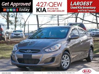 Used 2012 Hyundai Accent GL for sale in Etobicoke, ON