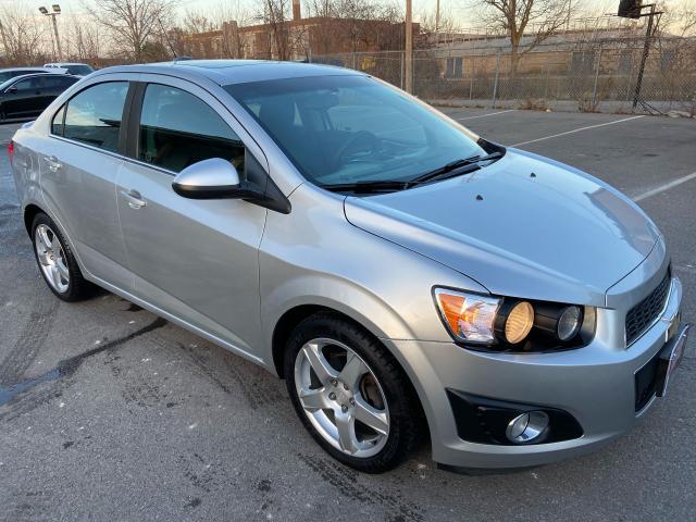 2015 Chevrolet Sonic 2LT ** BACK CAM, HTD SEATS, AUTOSTART **