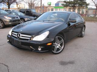 Used 2011 Mercedes-Benz CLS-Class CLS 550 for sale in Toronto, ON
