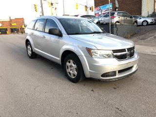 Used 2010 Dodge Journey SE/1OWNER/AUTO/4CYLINDER/3MONTHWARRANTY/CERTIFIED for sale in Toronto, ON