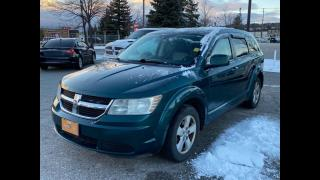 Used 2009 Dodge Journey SXT/7PASSENGER/AUTO/CERTIFIED for sale in Toronto, ON