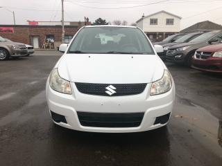 Used 2010 Suzuki SX4 *warranty included* for sale in Hamilton, ON