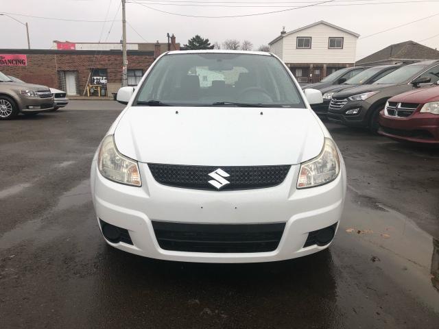 2010 Suzuki SX4 *warranty included*