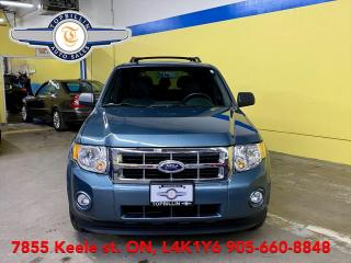 Used 2011 Ford Escape V6 Only 37,000 Km, Bluetooth, Sync, Leather for sale in Vaughan, ON