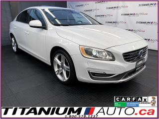 Used 2016 Volvo S60 AWD+Camera+Blind Spot+Lane Assist+Radar Cruise+XM for sale in London, ON