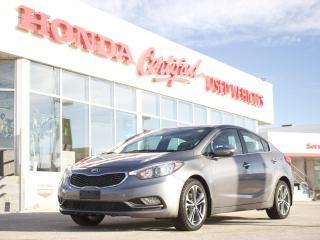 Used 2015 Kia Forte EX | BLUETOOTH | ALLOYS | LOCAL for sale in Winnipeg, MB