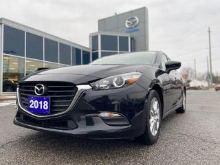 Used 2018 Mazda MAZDA3 GS AUTO WITH SUNROOF for sale in Ottawa, ON