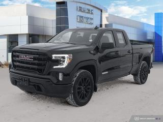 New 2021 GMC Sierra 1500 Elevation Lease from 249+tax b/w for sale in Winnipeg, MB