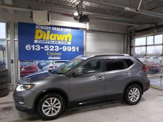 Used 2019 Nissan Rogue Heated Seats/Remote Start/Sunroof for sale in Nepean, ON