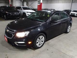 Used 2015 Chevrolet Cruze LT for sale in Nepean, ON