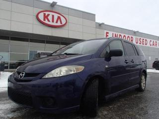 Used 2007 Mazda MAZDA5 MAZDA5 SOLD AS-IS for sale in Nepean, ON
