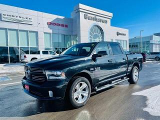 Used 2017 RAM 1500 SPORT for sale in Ottawa, ON
