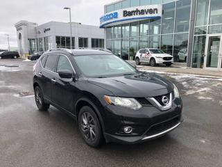 Used 2016 Nissan Rogue SL Premium for sale in Ottawa, ON