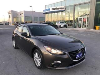 Used 2016 Mazda MAZDA3 Sport GS for sale in Ottawa, ON