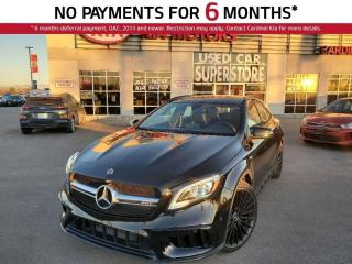 Used 2019 Mercedes-Benz AMG GLA 45 4matic® for sale in Niagara Falls, ON