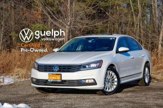 Used 2017 Volkswagen Passat Comfortline | Htd Front & Rear Seats, Remote Start for sale in Guelph, ON