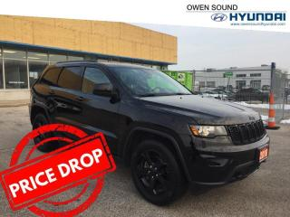 Used 2018 Jeep Grand Cherokee ALTITUDE-Sunroof!!! for sale in Owen Sound, ON