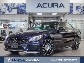 Used 2017 Mercedes-Benz AMG C 43 for sale in Maple, ON