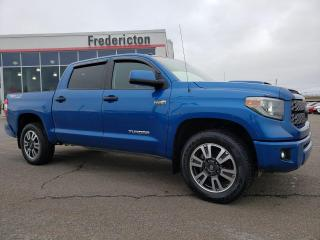 Used 2018 Toyota Tundra TRD Sport for sale in Fredericton, NB