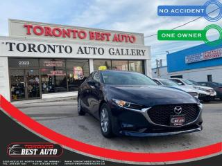 Used 2019 Mazda MAZDA3 GX FWD ONE OWNER! NO ACCIDENT! CRUISE CTRL! HEATED SEATS! for sale in Toronto, ON