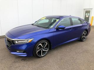 Used 2020 Honda Accord Sedan Sport for sale in Port Hawkesbury, NS
