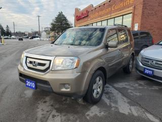 Used 2010 Honda Pilot 4WD 4dr EX-L for sale in Scarborough, ON