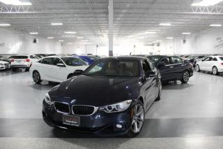 Used 2016 BMW 4 Series 428i XDRIVE I NAVIGATION I SUNROOF I REAR CAM I HEATED SEATS for sale in Mississauga, ON