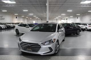 Used 2017 Hyundai Elantra SUNROOF I REAR CAM I CARPLAY I HEATED SEATS I PUSH START for sale in Mississauga, ON