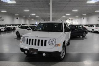 Used 2014 Jeep Patriot 4X4 NORTH EDITION NO ACCIDENTS I POWER OPTIONS I KEYLESS for sale in Mississauga, ON