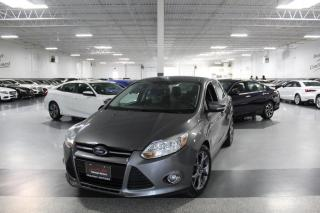 Used 2013 Ford Focus SE I HEATED SEATS I POWER OPTIONS I KEYLESS ENTRY I BT for sale in Mississauga, ON