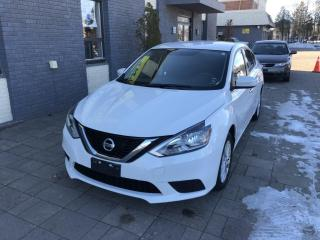 Used 2016 Nissan Sentra Sdn for sale in Nobleton, ON