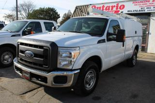 Used 2014 Ford F-250 Super Duty XL 8ft Long box Keyless entry Camera Bluetooth cruise for sale in Mississauga, ON