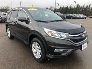 Used 2016 Honda CR-V EX AWD for sale in Charlottetown, PE