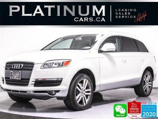 Used 2008 Audi Q7 4.2 quattro Premium, HEATED, BOSE, BLIND SPOT for sale in Toronto, ON