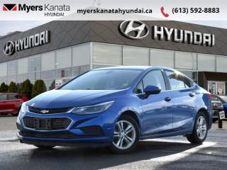 Used 2017 Chevrolet Cruze LT  - $90 B/W for sale in Kanata, ON