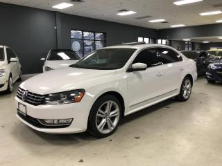 Used 2013 Volkswagen Passat TDI*COMFORTLINE*DIESEL*CERTIFIED* for sale in North York, ON
