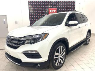 Used 2017 Honda Pilot Touring Incroyablement propre for sale in Terrebonne, QC