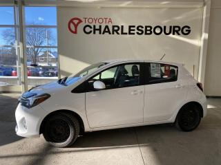 Used 2016 Toyota Yaris HATCHBACK SE for sale in Québec, QC