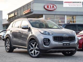 Used 2018 Kia Sportage |SXTurbo|LEATHER|PANOROOF|NAV|AWD for sale in Markham, ON