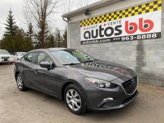 Used 2014 Mazda MAZDA3 for sale in Laval, QC