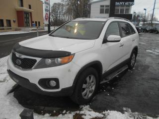 Used 2013 Kia Sorento LX V6 AWD for sale in Sorel-Tracy, QC