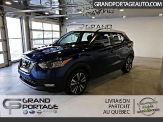 Used 2018 Nissan Kicks SV TA for sale in Rivière-Du-Loup, QC