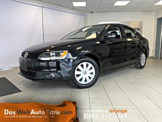 Used 2014 Volkswagen Jetta 2.0 TDI Trendline+, Manuel for sale in Sherbrooke, QC