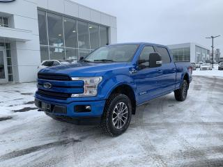 Used 2019 Ford F-150 Lariat cabine SuperCrew 4RM caisse de 6, for sale in Victoriaville, QC