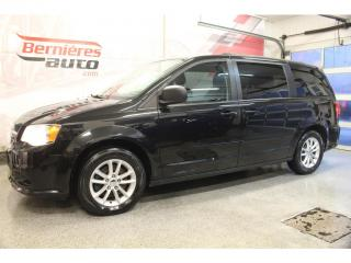 Used 2017 Dodge Grand Caravan SXT PLUS STOW 'N' GO + DVD for sale in Lévis, QC