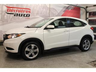 Used 2017 Honda HR-V LX for sale in Lévis, QC