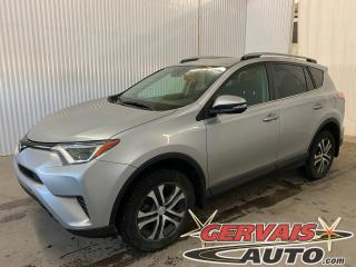 Used 2017 Toyota RAV4 LE Camera A/C Sieges Chauffants for sale in Trois-Rivières, QC